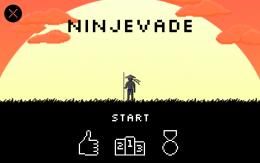 Ninjevade - игра