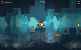 Crevice Hero - игра