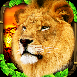 Safari Simulator: Lion - иконка