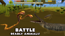 Wildlife Simulator: Crocodile - игра