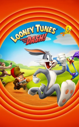 Looney Tunes Dash! - заставка