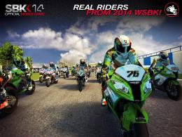 SBK14 Official Mobile Game - игра