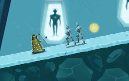 The Doctor and the Dalek - игра