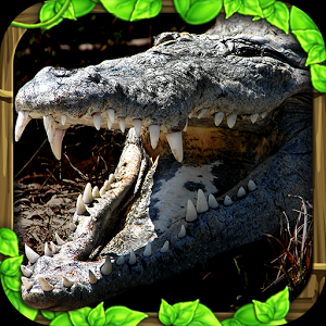 Wildlife Simulator: Crocodile - иконка