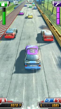 Daytona Rush - игра