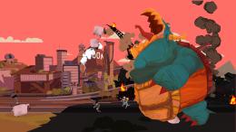 Monster vs Sheep - игра