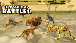 Cheetah Simulator - игра