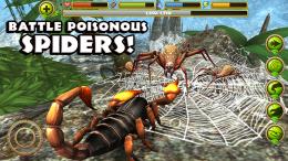 Scorpion Simulator - игра