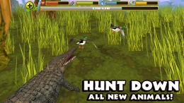 Wildlife Simulator: Crocodile - игра