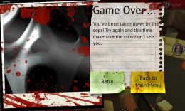 Scre4m - конец игры