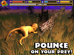 Safari Simulator: Lion - игра