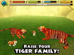 Tiger Simulator - игра
