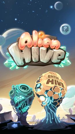 Alien Hive - заставка