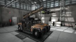 Gunner Z - машина