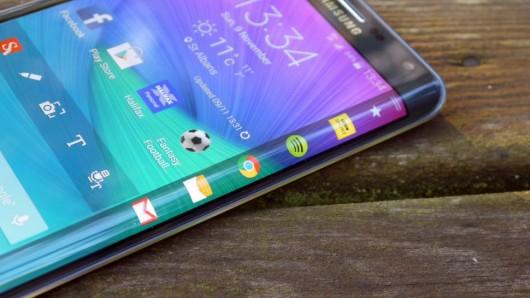 Новые подробности о смартфоне Samsung Galaxy S6 Edge - новый смартфон