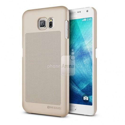 Официально: релиз Samsung Galaxy S6 состоится 1 марта - чехлы