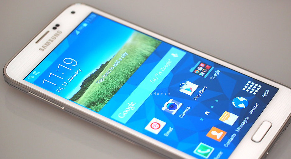 Металлический корпус Samsung Galaxy S6