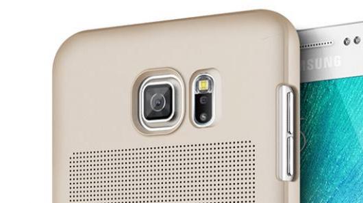 Новые рендеры Galaxy S6 в чехлах