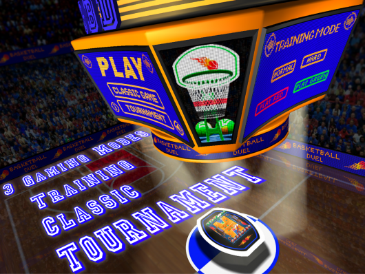Basketball Duel - звезды баскетбола
