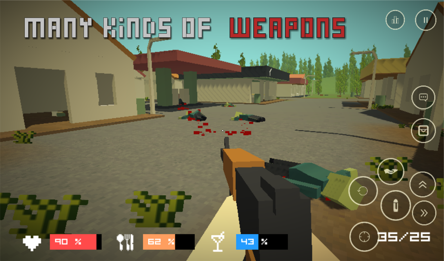 Download pixel z – unturned day 1. 01 – android apps | download.