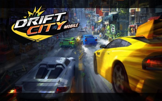 Drift City - стиль гонок