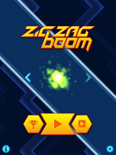 Zig Zag Boom  - прекрасная аркада