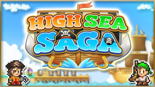 High Sea Saga - морской городок