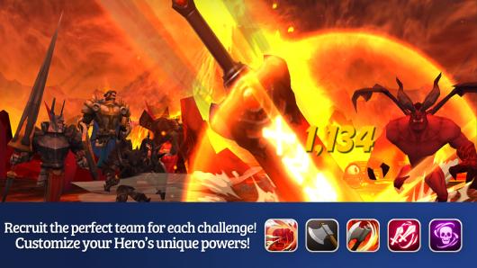 Guardian Stone - герои снова идут в бой