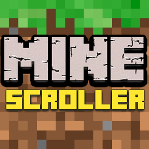 MineScroller - мир в пикселях