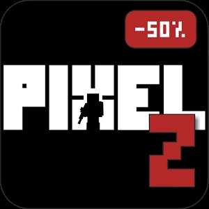 Pixel Z - Gun Day – новые бои с зомби