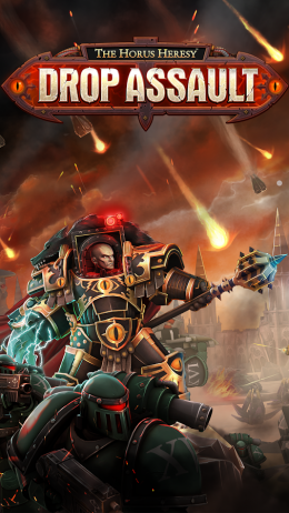 The Horus Heresy: Drop Assault  - космос будущего