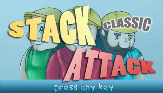 Stack Attack Classic - перенос грузов