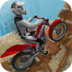Trial Bike Extreme 3D Free - опасные гонки