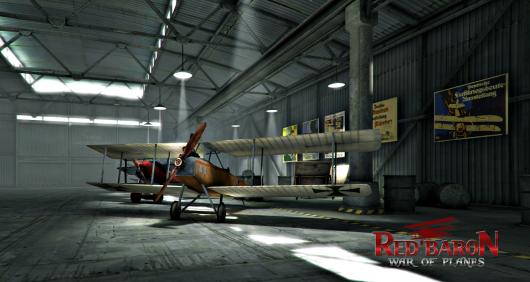 Red Baron: War of Planes - военная авиация