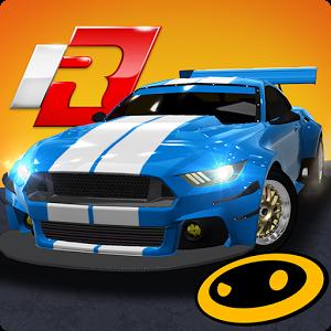 Racing Rivals - сложные гонки