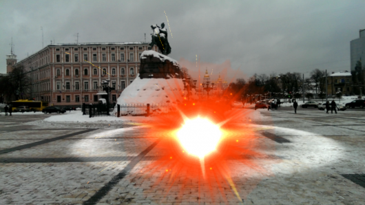 FX Smash the Reality 2 - виртуальные взрывы и оружие