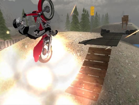 Trial Bike Extreme 3D Free  - трюки на байке