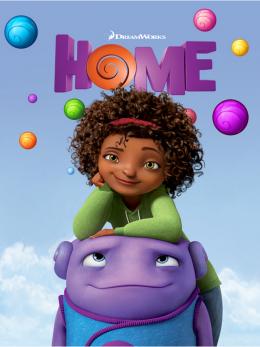 Home: Boov Pop! - заставка