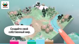 Toca Nature - игра