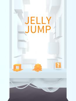 Jelly Jump - меню
