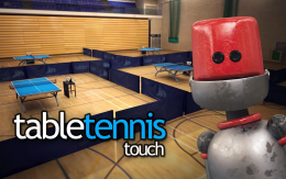 Table Tennis Touch - заставка