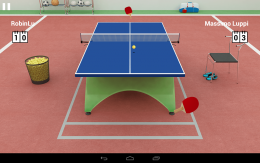 Virtual Table Tennis - игра