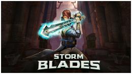 Stormblades - заставка