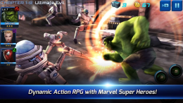 MARVEL Future Fight - игра