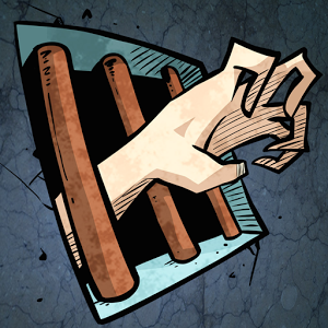 Бежать из тюрьмы - иконка