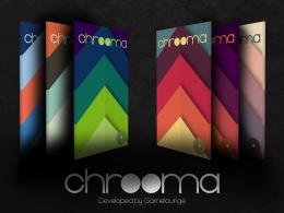 Chrooma - заставка