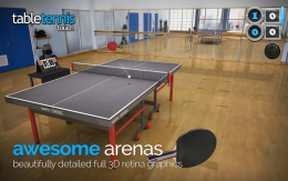 Table Tennis Touch - игра