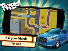 Road Panic - игра