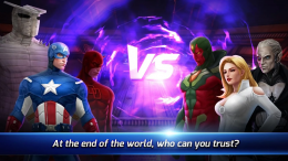 MARVEL Future Fight - герои