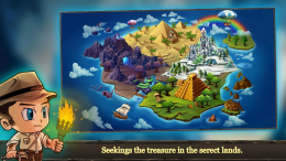 Treasure Rush - игра